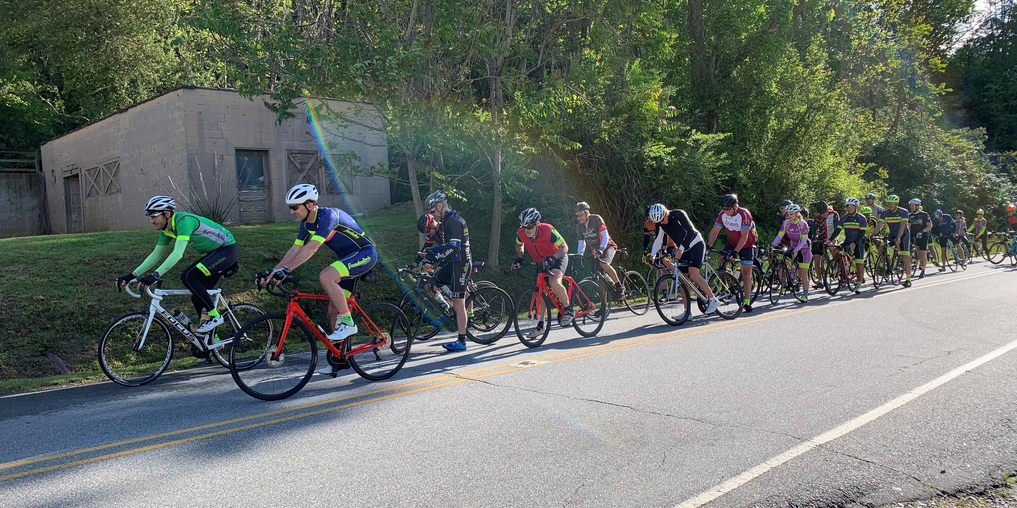 Riding for a cause: Annual cycling event supports cancer survivorship program